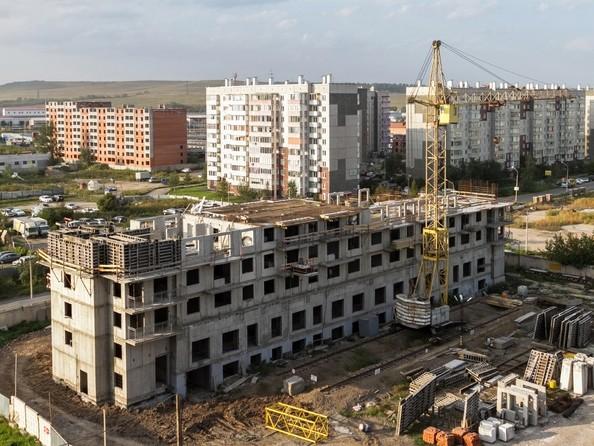 Фото Жилой комплекс Северный, 1 мкр, Светлогорский, 28 августа 2017