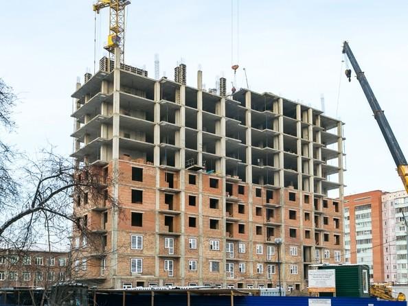Фото Жилой комплекс Базарная, дом 1, Ход строительства 11 декабря 2018