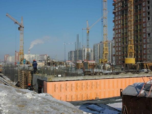 Фото Жилой комплекс КУЗЬМИНКИ, дом 13, Ход строительства март 2019