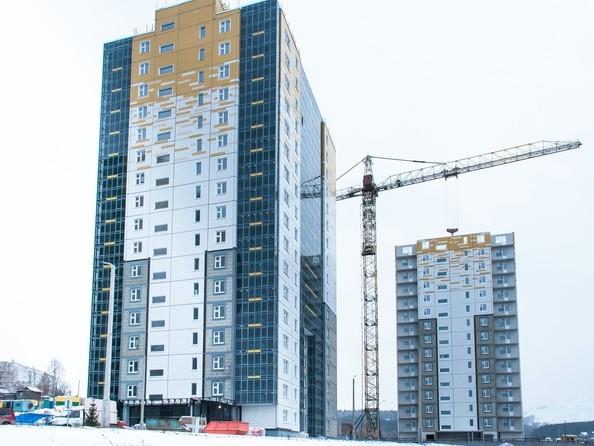 Ход строительства 17 декабря 2019
