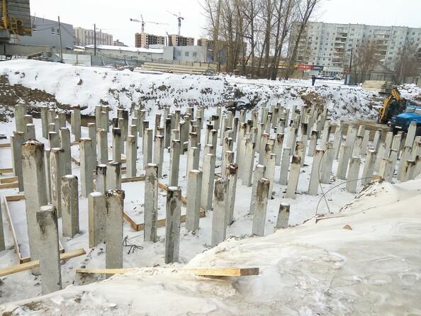 Фото Жилой комплекс Иннокентьевский, 3 мкр, дом 2, Ход строительства январь 2019
