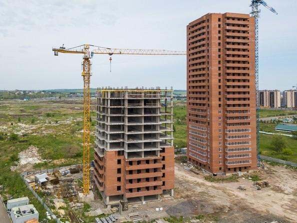Фото Жилой комплекс КВАДРО, дом 1, Ход строительства 28 июня 2018