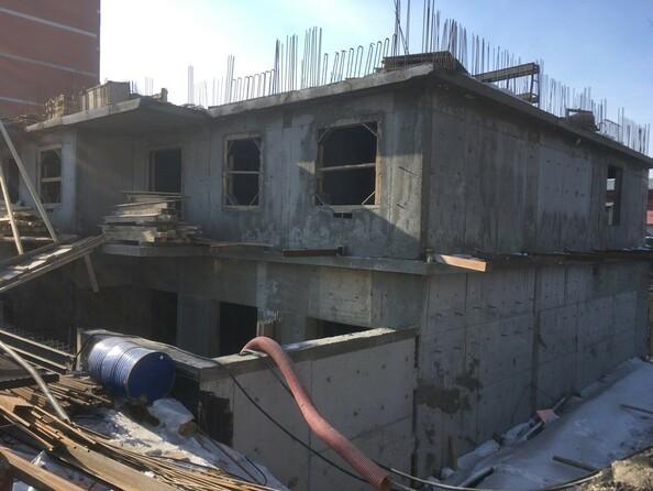 Фото Жилой комплекс РОДНОЙ БЕРЕГ, 7 б/с, Ход строительства март 2019