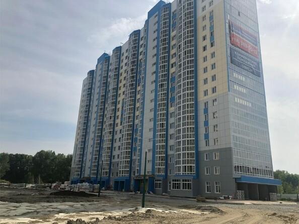 Фото Жилой комплекс АКВАРЕЛЬНЫЙ 2.0, дом 2, Ход строительства август 2019