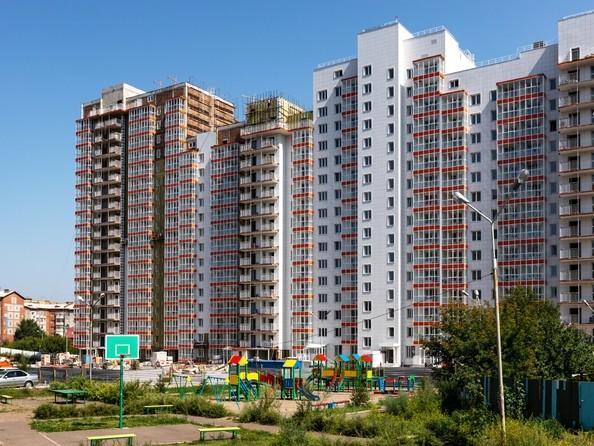 Фото Жилой комплекс СЕРЕБРЯНЫЙ, квр В, дом 5, Ход строительства 5 августа 2019