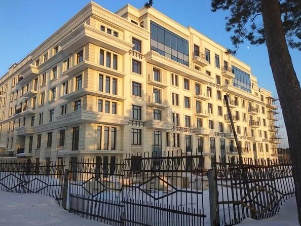 Фото Жилой комплекс ЖУКОВКА, б/с 7,8, Ход строительства декабрь 2018