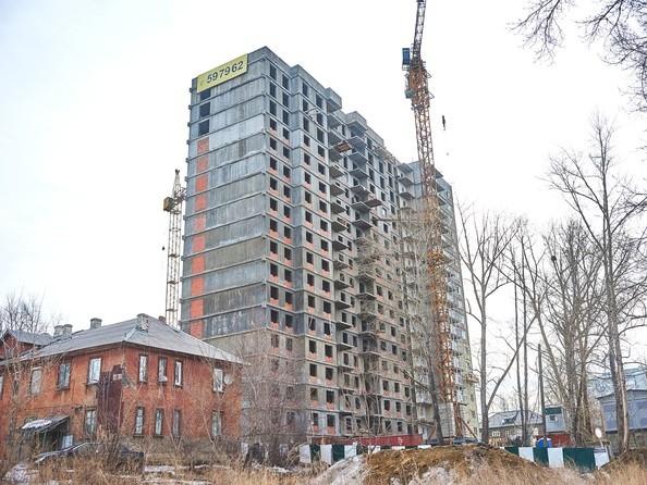 Фото Жилой комплекс ГРАНД-ПАРК, б/с 1.3, Ход строительства 28 марта 2018