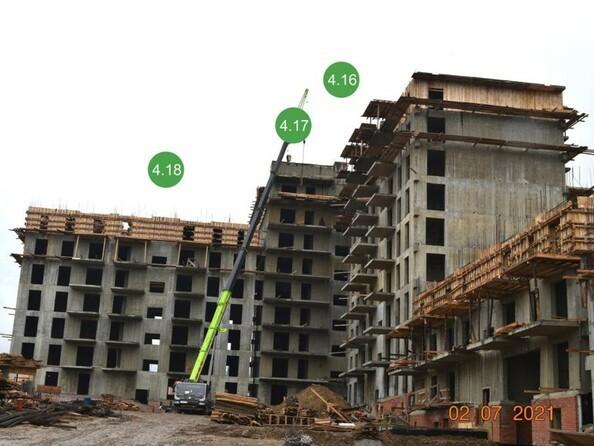 Ход строительства 2 июля 2021