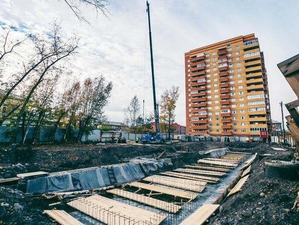 Фото КОЛИБРИ , Ход строительства 8 октября 2018