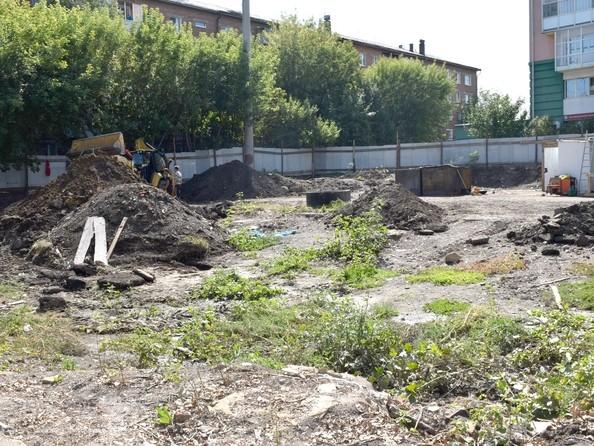 Фото НА НЕВСКОГО, 2 оч, Ход строительства Август 2018