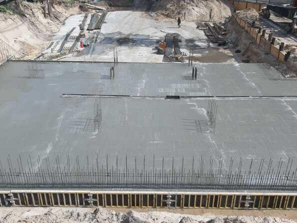 Фото Жилой комплекс ПОЛЯРНАЯ ЗВЕЗДА, Ход строительства июнь 2019