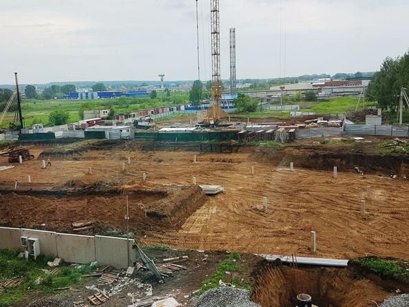 Фото Жилой комплекс ВЕРХНИЙ БУЛЬВАР, 7 дом, б/с а,б,в, июнь 2018