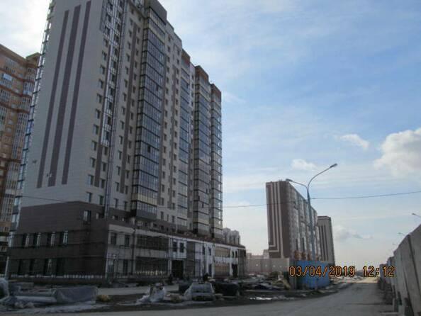Фото Жилой комплекс РОДНИКИ, дом 453, Ход строительства апрель 2019