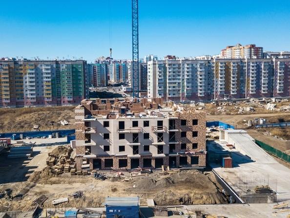 Фото Жилой комплекс Арбан SMART (Смарт) на Шахтеров, д 1, Ход строительства 14 апреля 2019