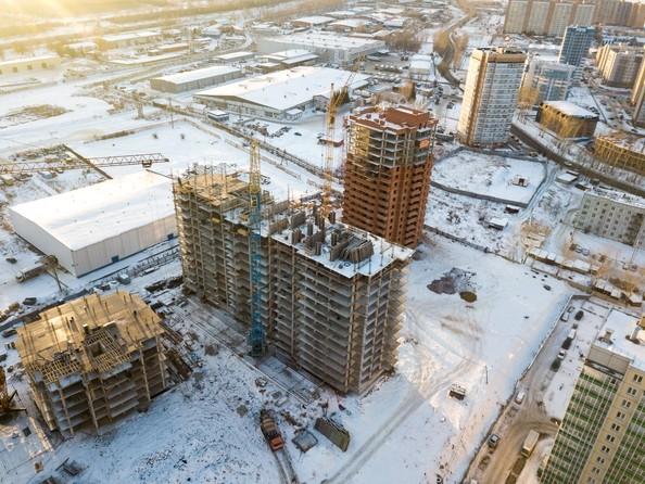 Ход строительства 20 декабря 2018
