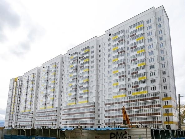 Фото Жилой комплекс Иннокентьевский, 3 мкр, дом 3, Ход строительства 21 октября 2018
