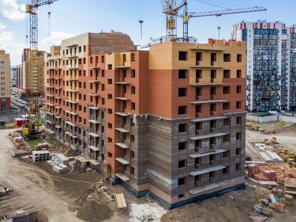 Фото ОБРАЗЦОВО, дом 4, Ход строительства 24 июня 2019