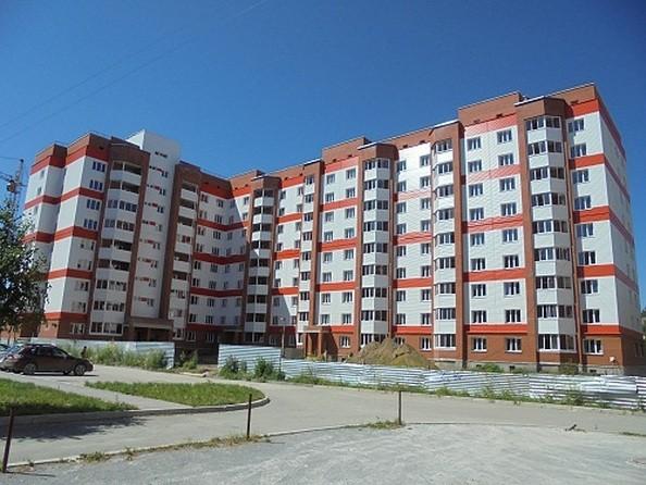 Фото Жилой комплекс КОСМИЧЕСКИЙ, дом 8, Июль 2018