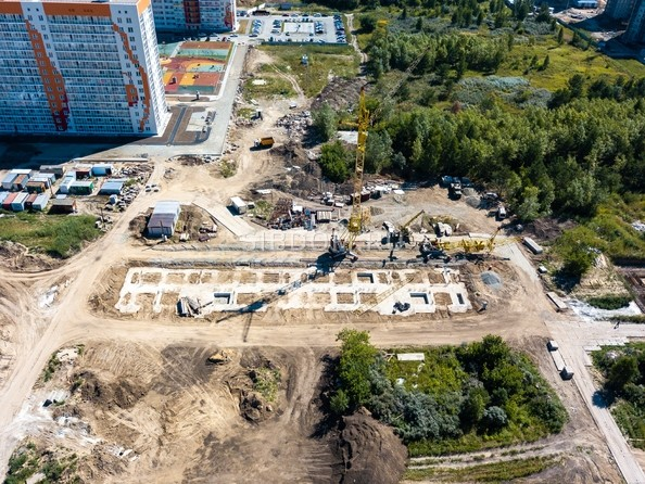 Фото Жилой комплекс МАТРЁШКИ, дом 3, август 2018