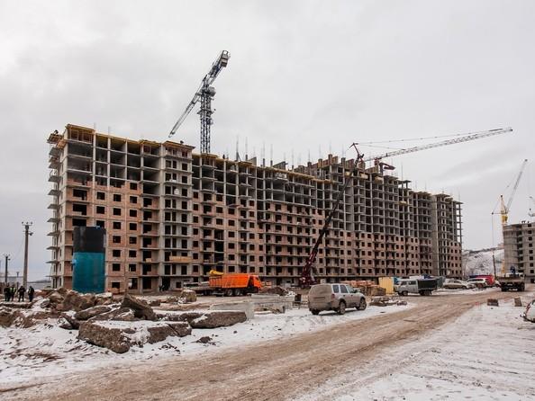 Ход строительства 14 декабря 2019