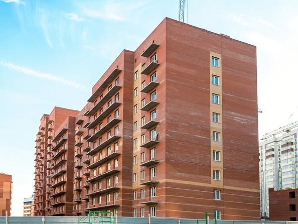 Фото Жилой комплекс СНЕГИРИ, дом 3, Ход строительства 10 августа 2018