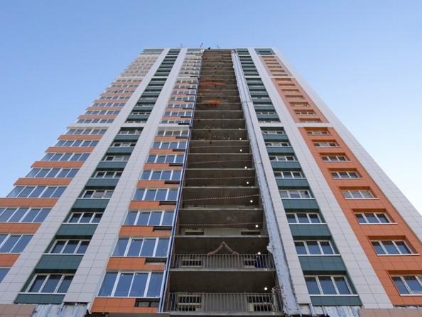 Фото Жилой комплекс ОГНИ СИБИРИ, дом 4, Ход строительства март 2019