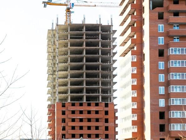Фото Жилой комплекс КВАДРО, дом 1, Ход строительства 25 февраля 2019