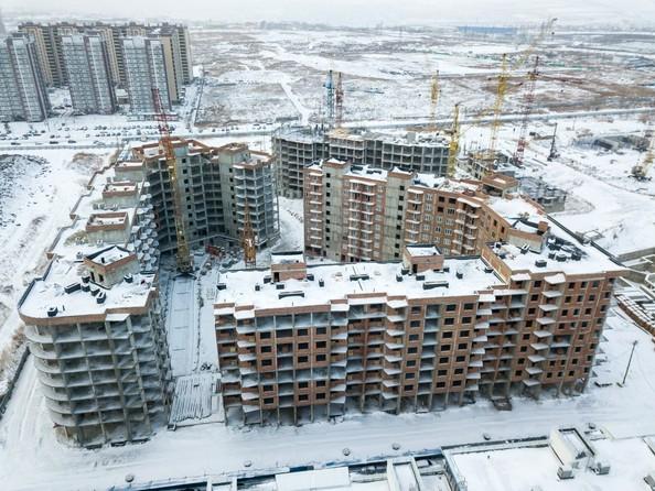 Ход строительства 24 декабря 2018