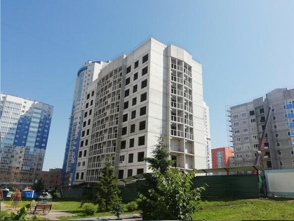 Фото Жилой комплекс КЕМЕРОВО-СИТИ, дом 7а, Ход строительства июль 2019