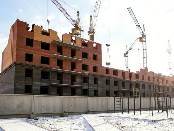 Фото Жилой комплекс ОБРАЗЦОВО, дом 4, Ход строительства 22 февраля 2019