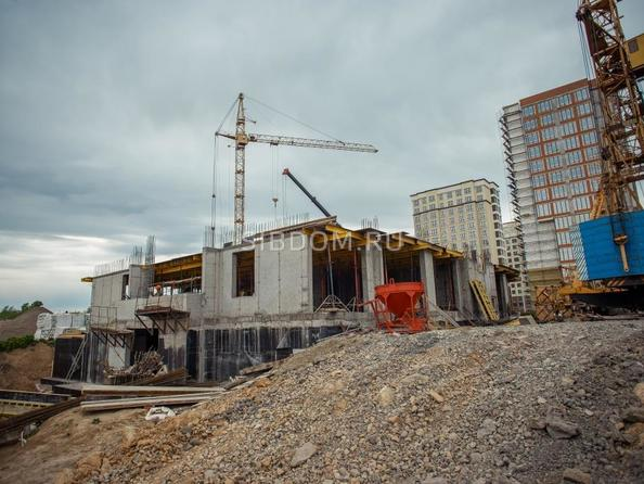 Фото Жилой комплекс ЮЖНЫЙ, дом «Гранатовый», Ход строительства июнь 2019