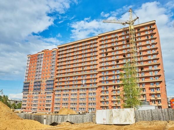 Фото Жилой комплекс Новое Ново-Ленино, б/с 30-32, Ход строительства 30 мая 2018