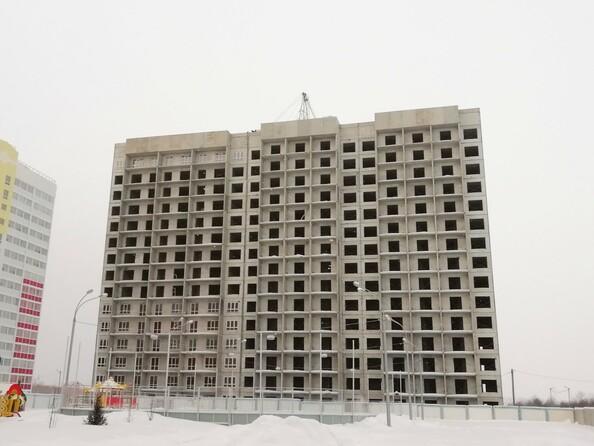 Фото ВОСТОЧНЫЙ, 85/1а, Ход строительства февраль 2019
