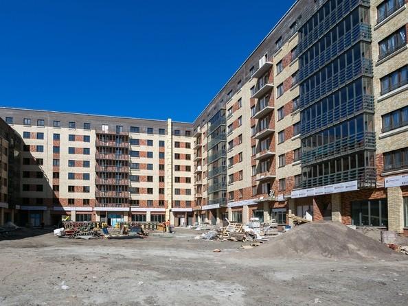 Фото Жилой комплекс ЮЖНЫЙ БЕРЕГ, 3 оч, дом 16, Ход строительства 23 апреля 2019