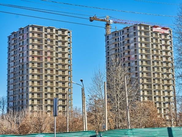 Фото Жилой комплекс ЧЕТЫРЕ СОЛНЦА, 1 оч, б/с 1, 1 ноября 2017