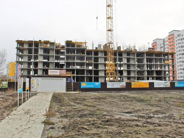 Ход строительства ноябрь 2020
