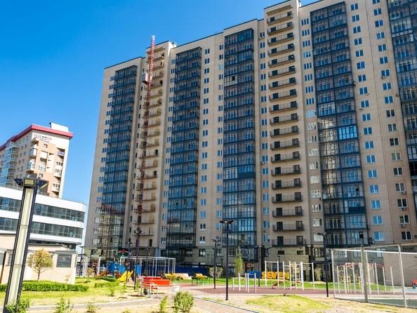 Фото Жилой комплекс SKY SEVEN, б/с 8, 2 оч, Ход строительства 9 июня 2019