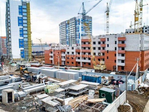 Фото Жилой комплекс МАРС, дом 11, Ход строительства март 2019