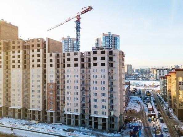 Фото Жилой комплекс SKY SEVEN, б/с 8, 2 оч, Ход строительства 27 декабря 2017