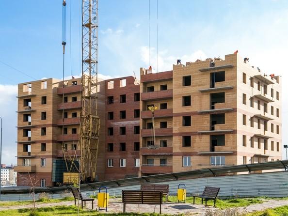 Фото Жилой комплекс Мужества, 12 , Ход строительства 28 октября 2017