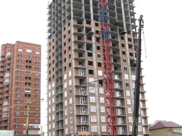 Ход строительства 30 апреля 2020