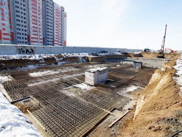Фото Жилой комплекс ДРУЖНЫЙ-2, дом 8, март 2018