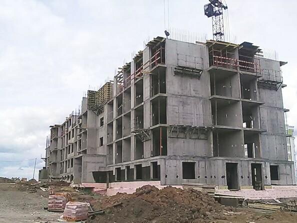 Фото Жилой комплекс СОЛНЕЧНЫЙ БУЛЬВАР, дом 18, корпус 4, Ход строительства июль 2019