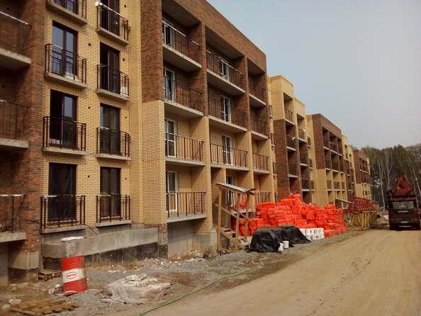 Фото Жилой комплекс СВОБОДА, дом 8, Ход строительства август 2019