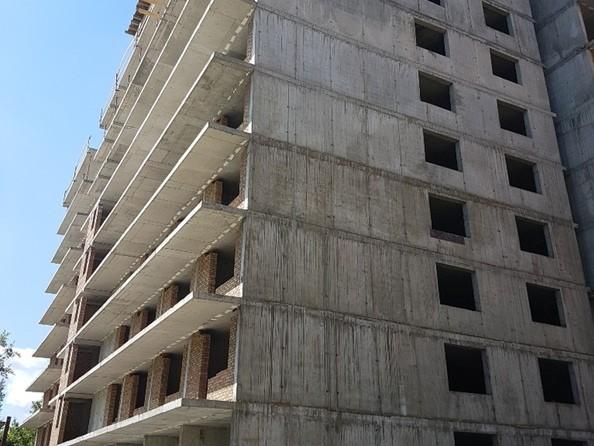 Фото Жилой комплекс СИБИРЯЧКА, Ход строительства июнь 2019
