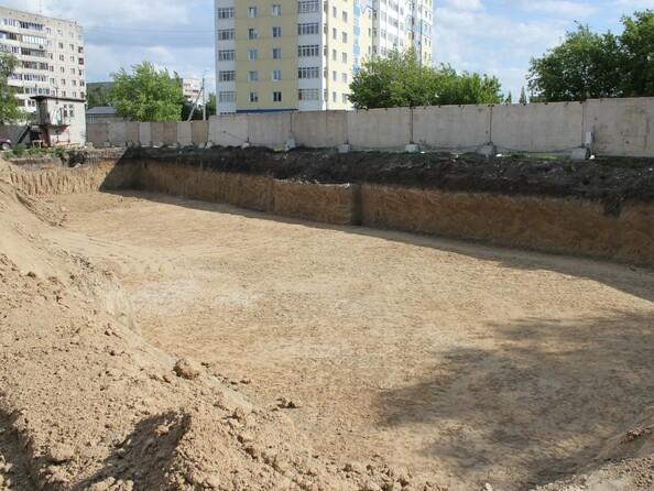 Фото АПЕЛЬСИН, Ход строительства июнь 2019