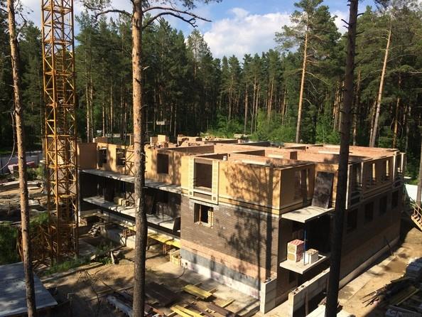Ход строительства 15 июня 2019