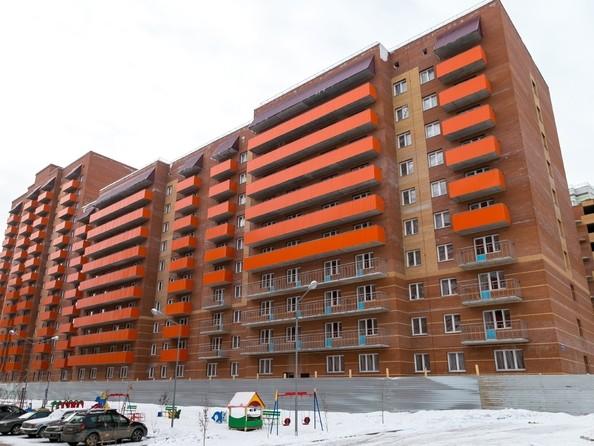 Фото Жилой комплекс СНЕГИРИ, дом 3, Ход строительства 20 февраля 2019