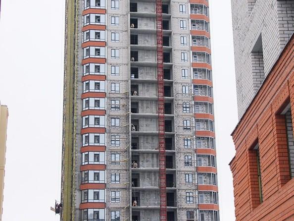 Фото Жилой комплекс ДВЕ ЭПОХИ, корпус 4, Ход строительства март 2019