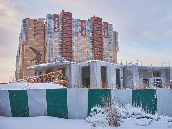 Фото Жилой комплекс СТРИЖИ, б/с НЕБО, Ход строительства 9 января 2018